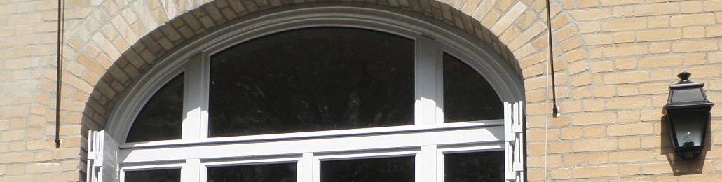 Fenêtre sur mesure-bandeau