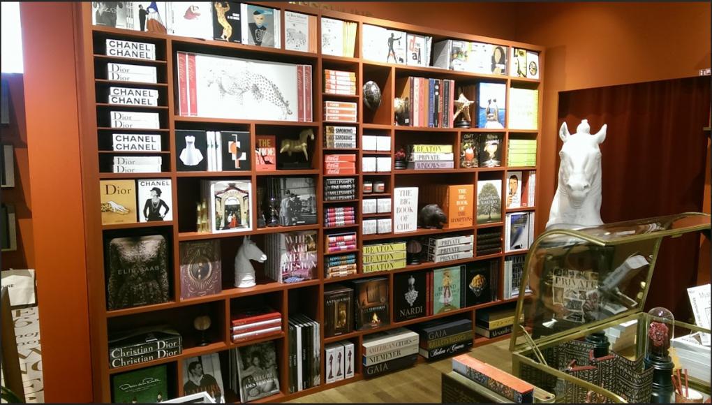 Bibliothèque Assouline